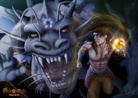 Dragon Ball by CristianoReina