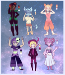 [ 6/6 OPEN ] Collab Space Adopts - 100 pts by Museless-Writer