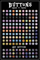 Bronycon 2013 Button Poster by Like-a-Surr