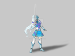COMMISSION: Kamen Rider Weiss by RamenDriver