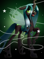 Queen Chrysalis by Zoiby