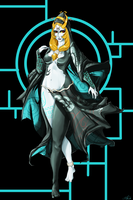 Twilight Princess Midna by MissAudi