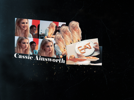 Cassie Ainsworth - skins. by Spenne