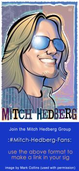 New Mitch Hedberg Group On DA by Dead-Genre-Revival
