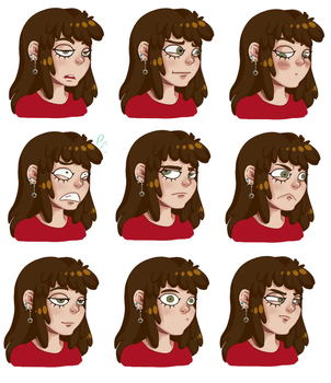 Having fun with expressions by Atey