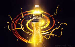 Powerade Poster Design by Kinetic9074