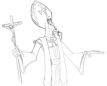 Pope Jafar by Kenny-boy