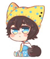 [at]cutie bby~ by Brabbitwdl
