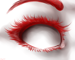 aradiasprite eye by sherbi