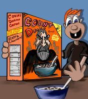 Crazy for Dooku Puffs by DarthMater