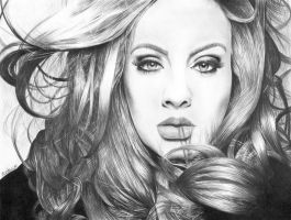 Adele by MITSUO2