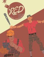 RED Recruitment Poster by BaronDobbs