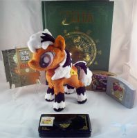 Epona and games by dollphinwing