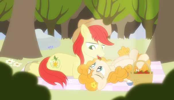 In The Strawberry Fields by dm29