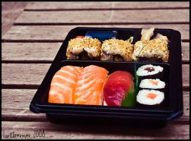 Sushi by lucidreamer20