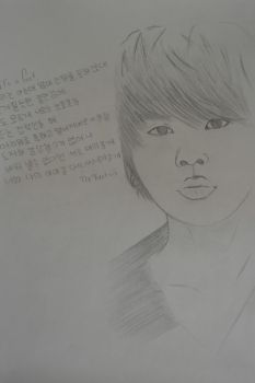 It's a Fact (JunHyung's portrait) by NaeByeol