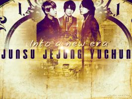 JYJ: Into A New Era Ver. 2 by aethia321