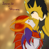 league_of_legends__jarvan_x_shyvana_by_t