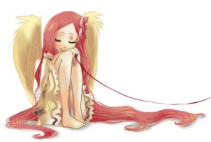 MLP - Red String by ZOE-Productions