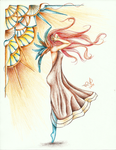 .:Wings of Despair:. by NerwenNenharma