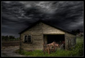 Tractor shed by mo2g