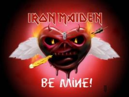iron maiden by Ironblessed