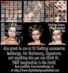 Hair-ific Jewels by Dolphins-Dream
