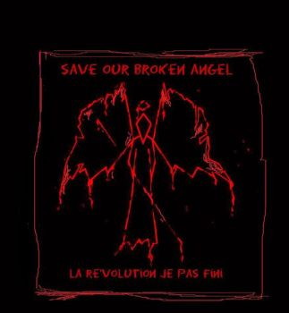 save our broken angel by 4uq
