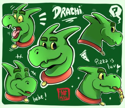 Drachi ! by SuperMisurino