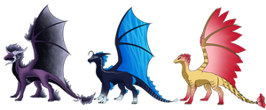 Hatched Adopts 1 by Constelia