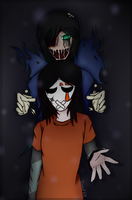 Trust me ~ [Creepypasta OC] by Isabel212002