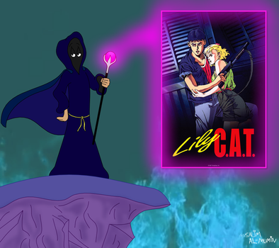 Cloaked Critic Reviews Lily C.A.T by TheUnisonReturns