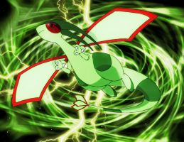 flygon wallpaper