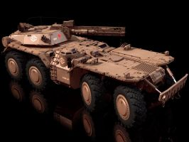 tank by handfighter