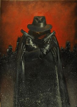 The Shadow by coltonworley