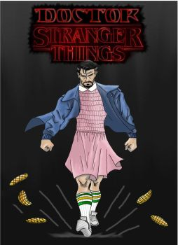 Doctor Stranger Things by Gilliland35