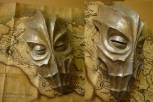 Dukaan - Dragon Priest Mask from Skyrim (Dragonbor by Corroder666