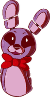 Bonnie the Bunny by catitty