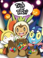 Trick Or Treat? ( Kalos ) by Winick-Lim