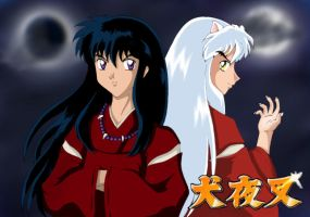 Double Inuyasha by Kydret