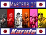 The Masters of Karate by ArtMaster09