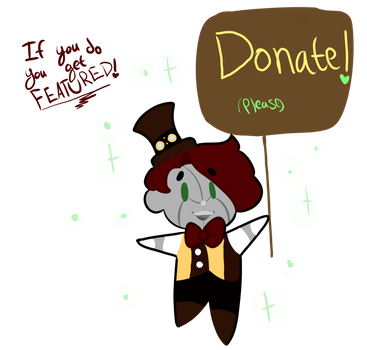 Gizmoe Donate Button by G1ZM0E