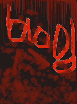Blood Background by MeetaEvie