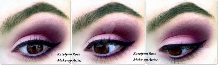 Valentine's Day makeup look by KatelynnRose