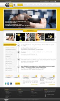 web template by amitrai10