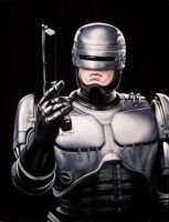 Robocop by BruceWhite