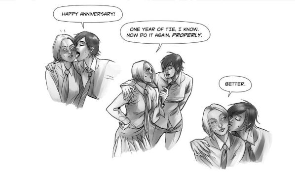 TIE First Anniversary by MichelaDaSacco