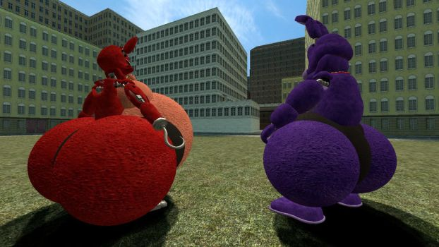 Fat On Gmod Expansion – Fondos de Pantalla
