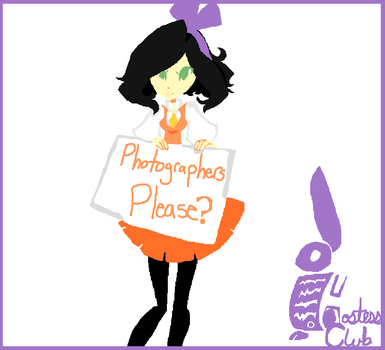 YH Irisumi wants Photographer by The-Pink-Green-Chibi