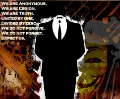 Anonymous by xNoobArtistx